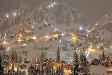 Гриндевальд-Вилаж, Швейцария.  Источник: http://tumblr.com/