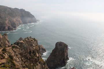 Cabo da Roca, Мыс Рока, Португалия