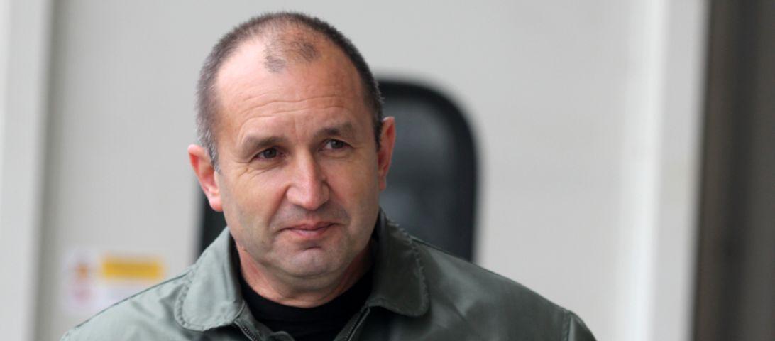 Румен Радев: «Я болгарский генерал и буду проболгарским президентом»