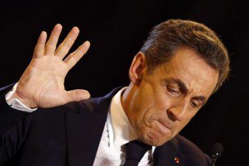 Николя Саркози попрощался с избирателями.