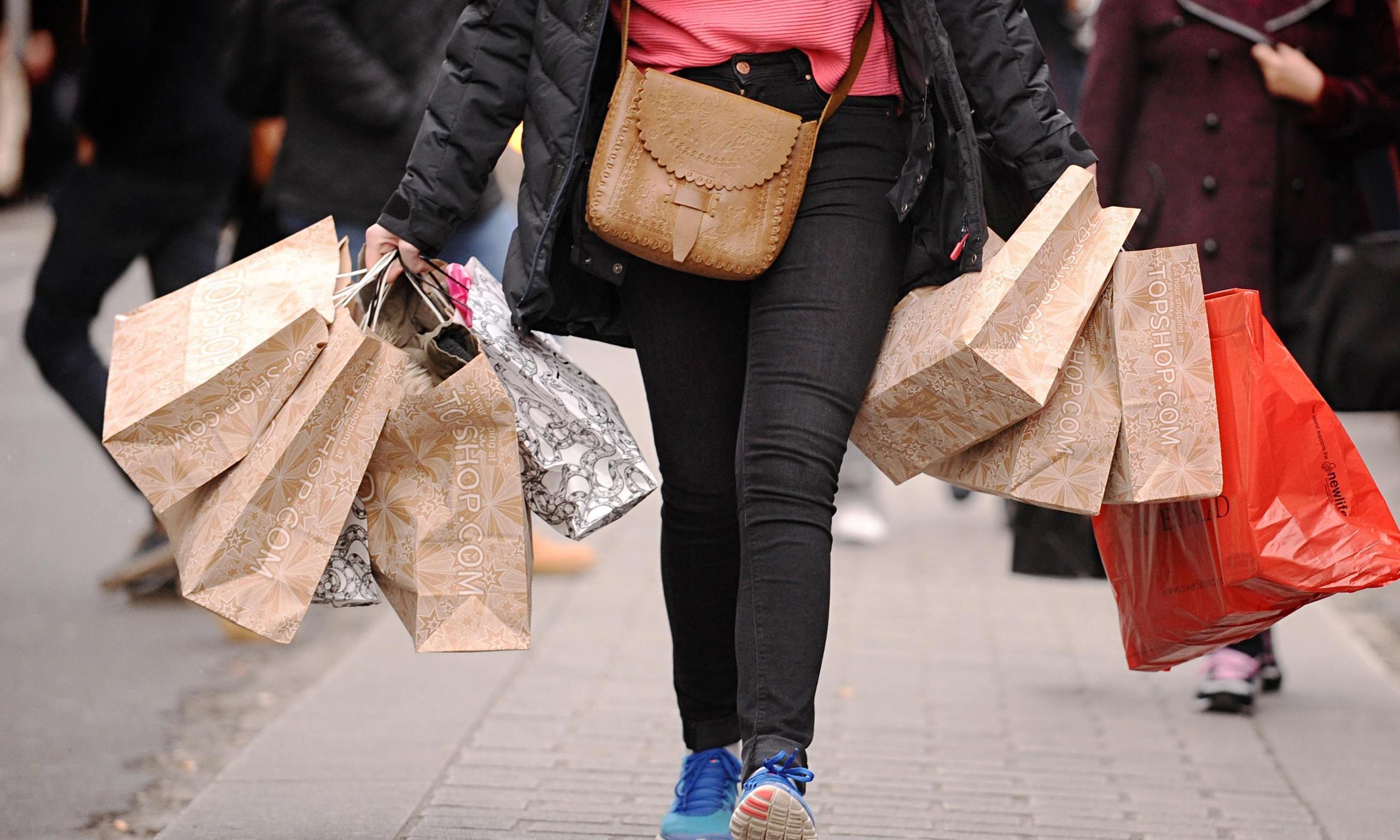 Европейцы готовы побить рекорды Рождественского шопинга.