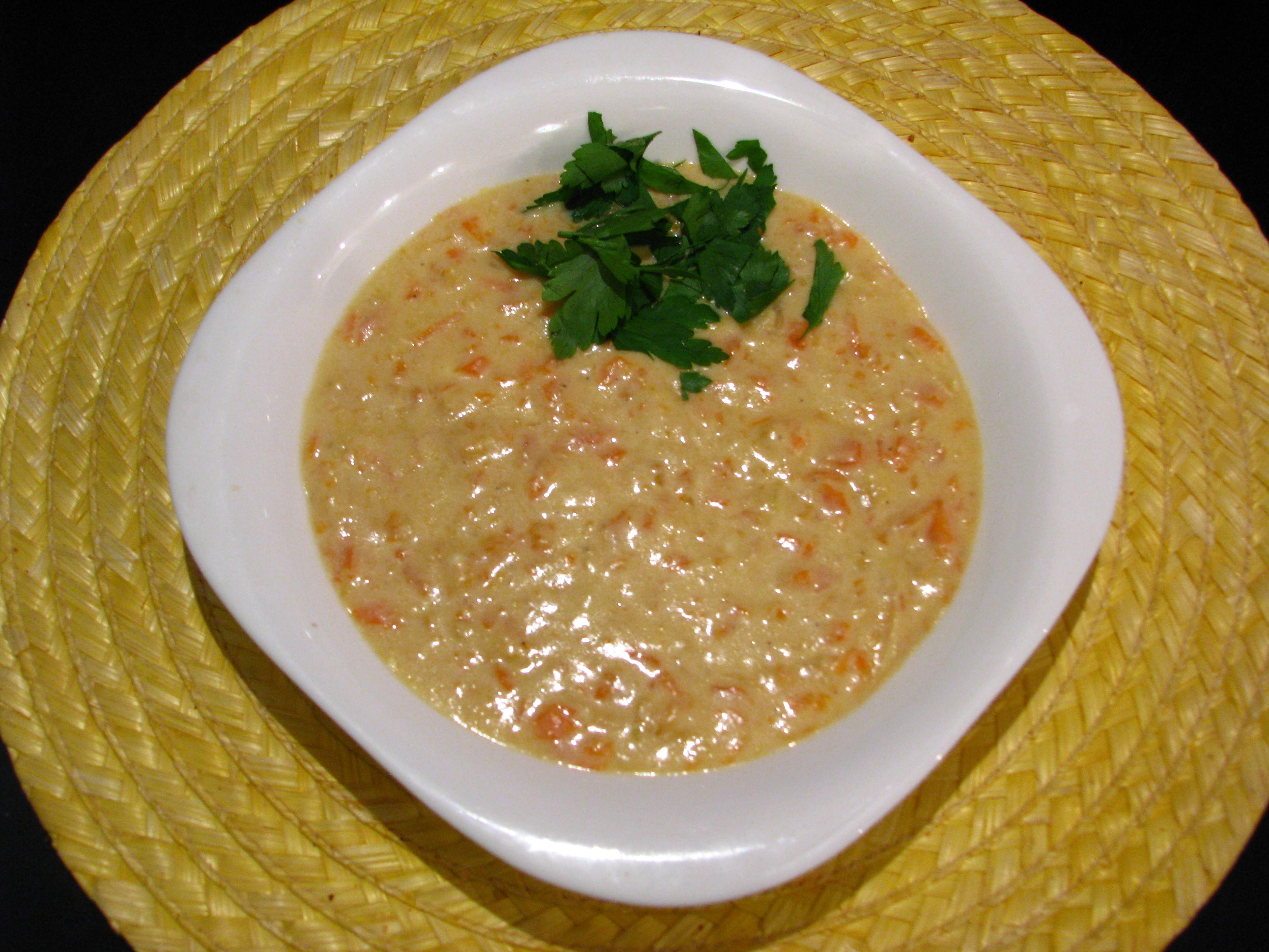 Сырно-овощной пивной суп можно встретить в Чехии и в Швейцарии.