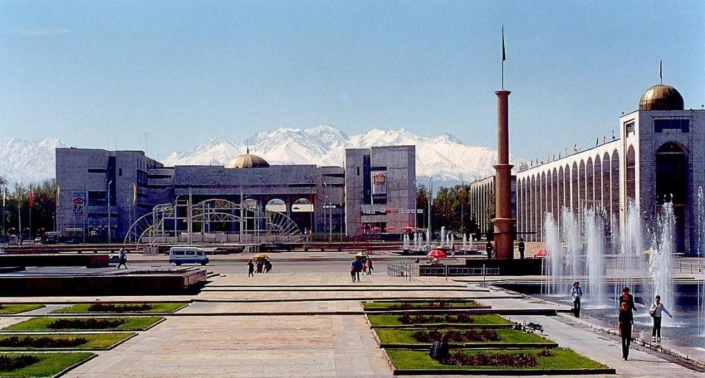 Бишкек. Источник https://resize.yandex.net/