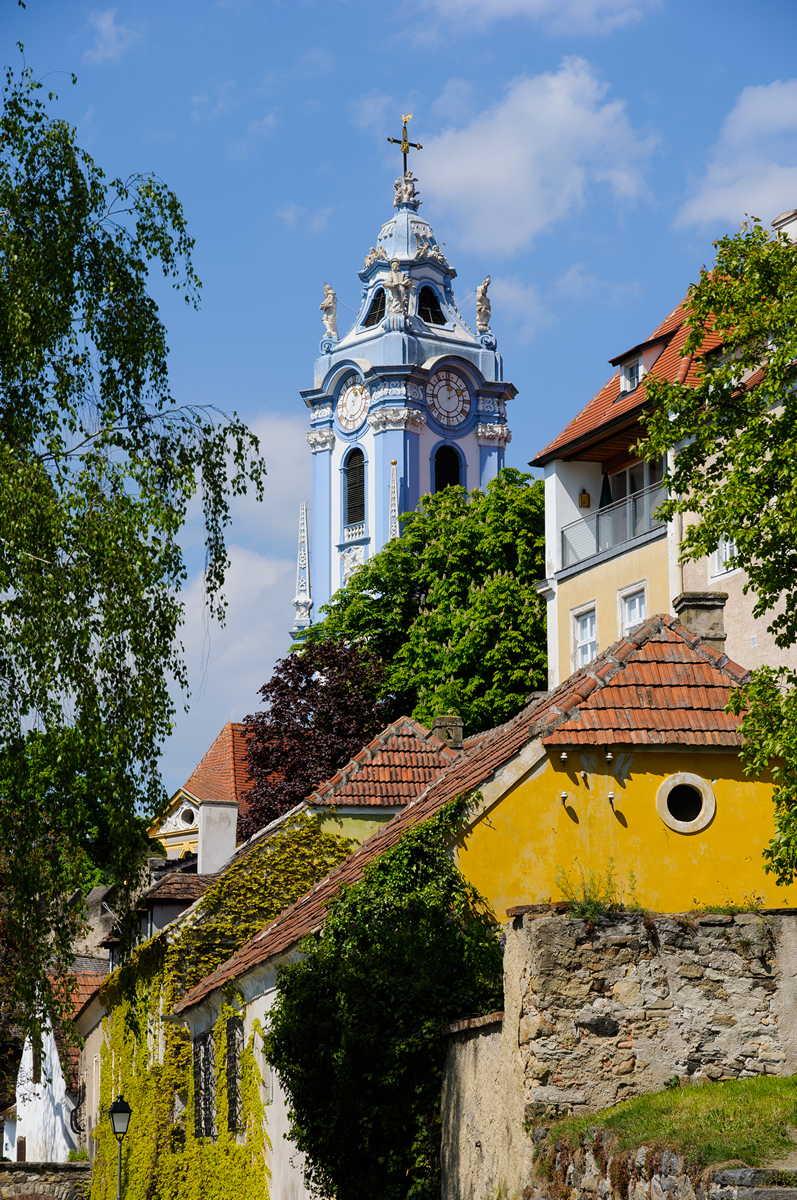 Дюрнштайн. Источник http://ic.pics.livejournal.com/