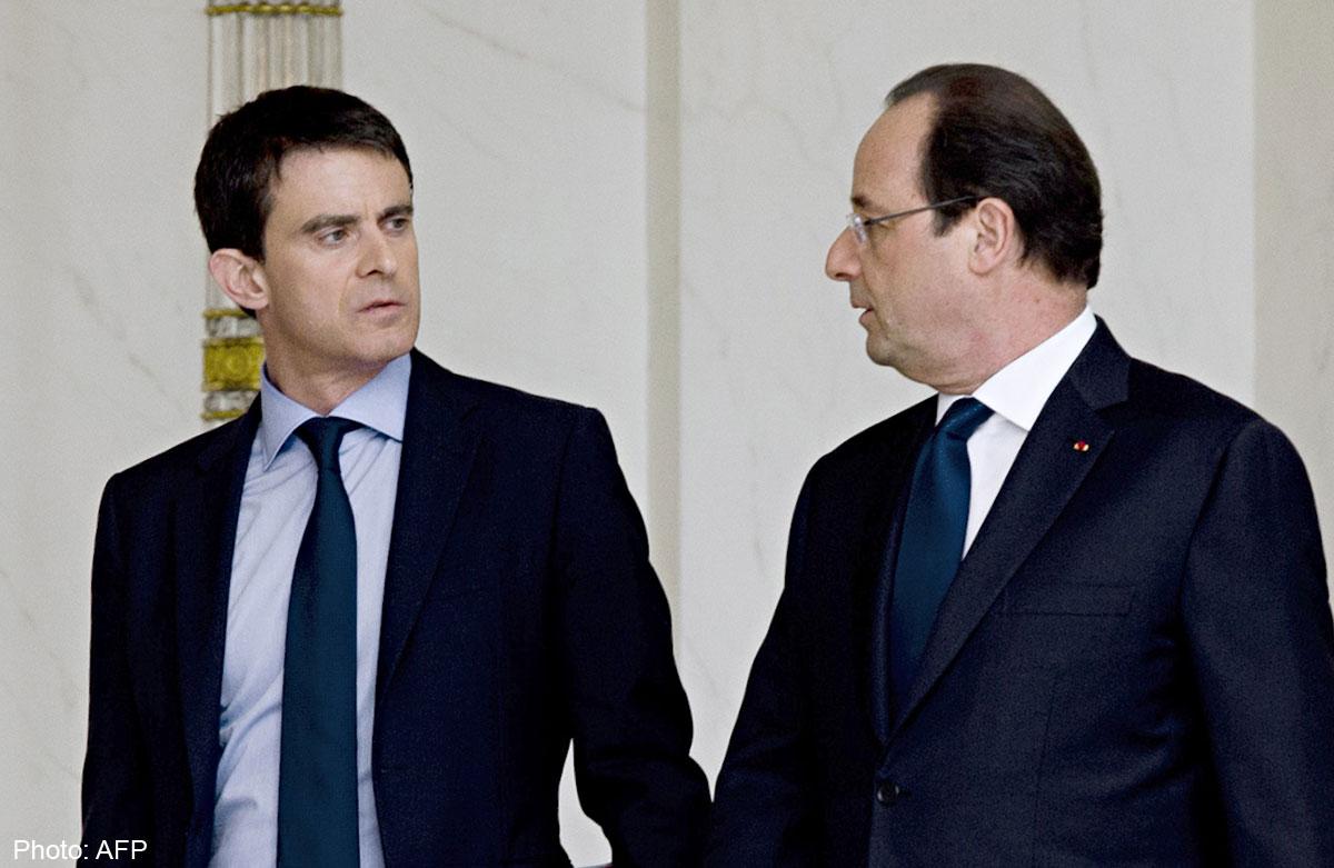Главная задача Мануэля Вальса – дистанцироваться от непопулярного президента Франсуа Олланда