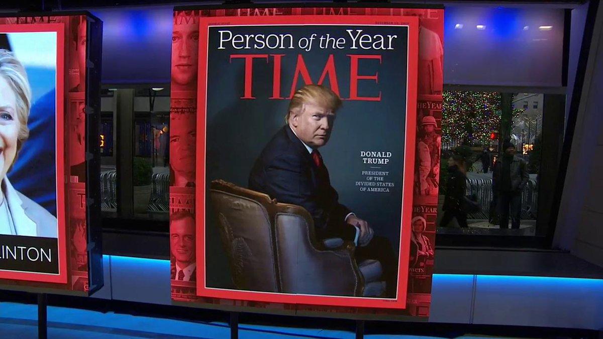 Вообще-то обложки Time верщутся заранее и на разные случаи, но в реальности Хиллари Клинтон придется выйти из кадра