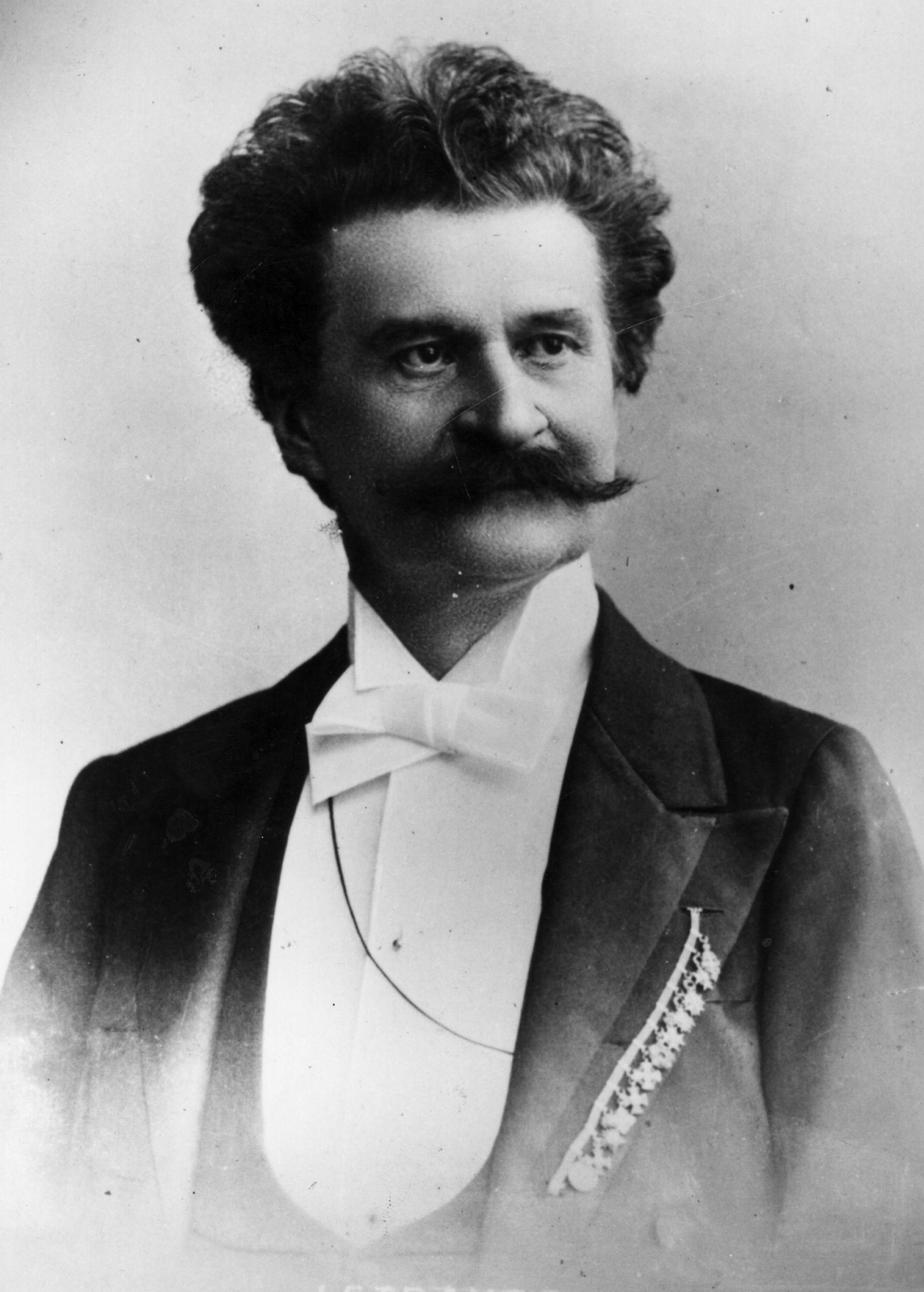 Иоганн Штраус-сын (1825-1899).