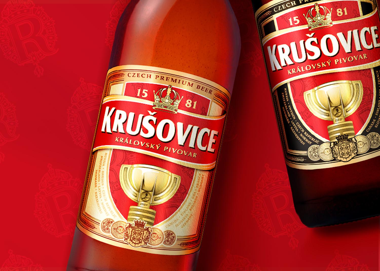 Самые популярные марки, которые мы привычно называем просто «Светлое Крушовице» и «Темное Крушовице». Источник https://2.bp.blogspot.com/