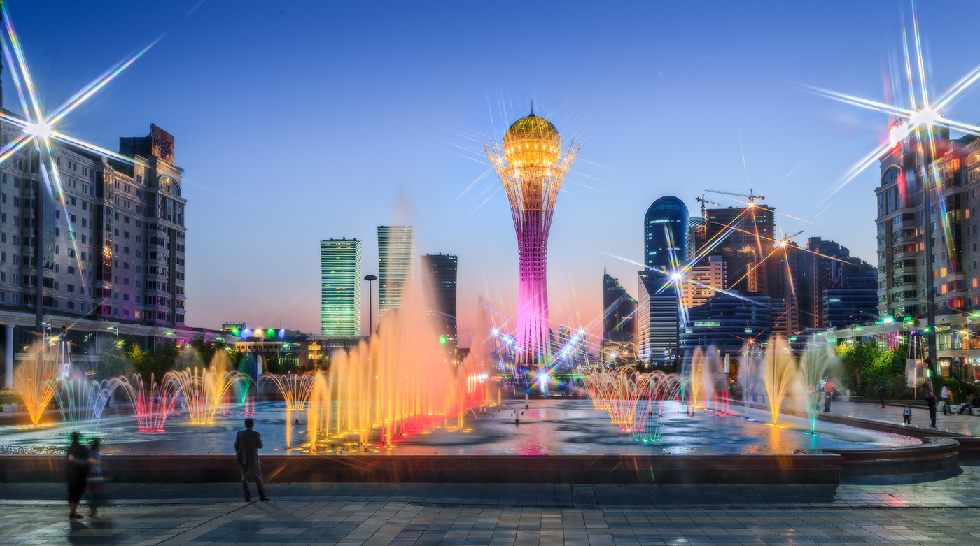 Астана. Источник http://35photo.ru/