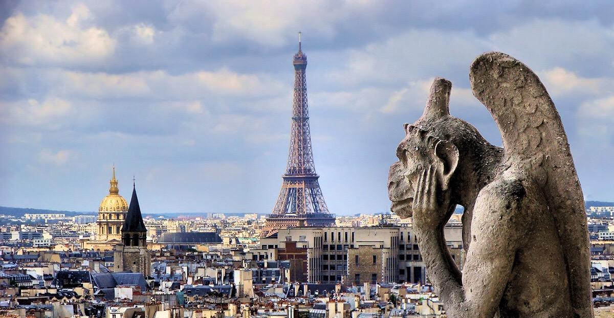 Париж        Источник: https://travel.rambler.ru/