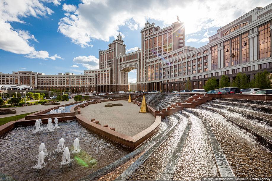 Астана. Источник http://www.fresher.ru/