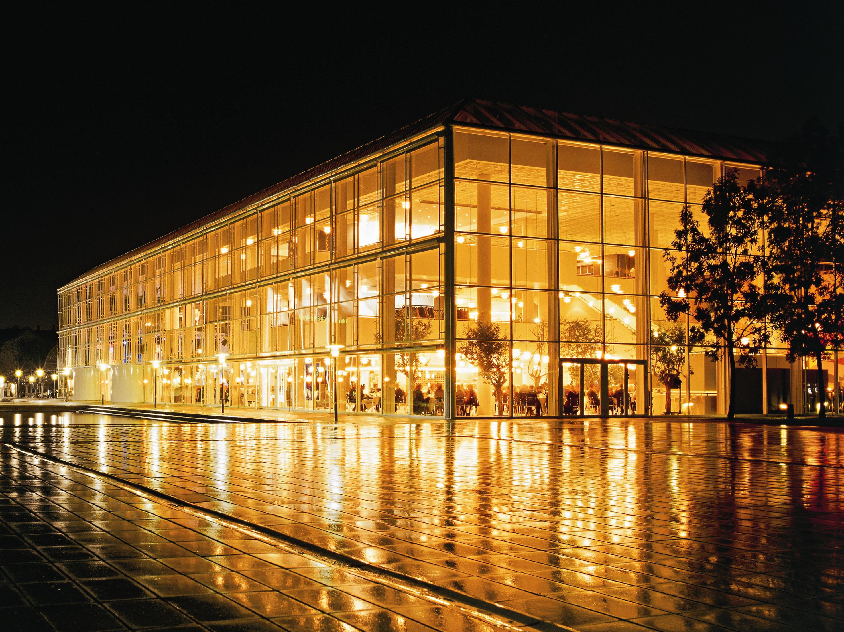 Музыкальный Дом – концертный зал и резиденция симфонического оркестра Орхуса.