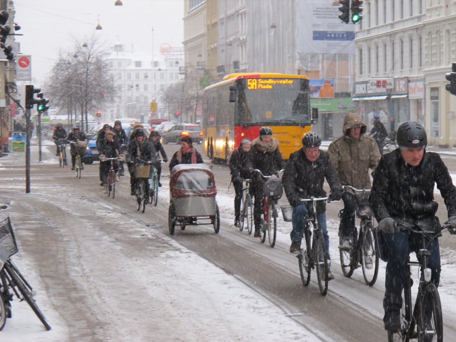 Зима - не помеха. Источник http://ageofgeeks.com/