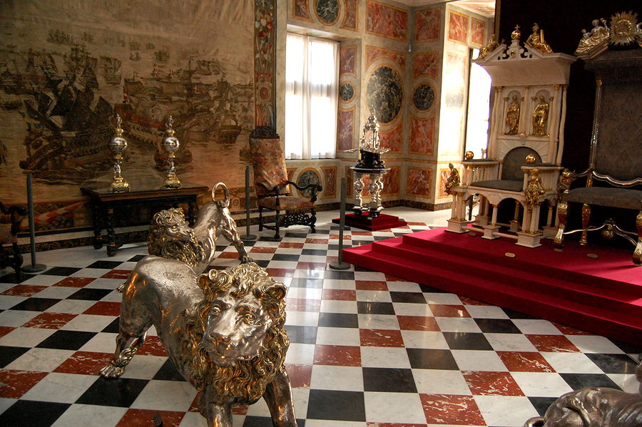 Замок Розенборг. Источник http://windoftravel.org/