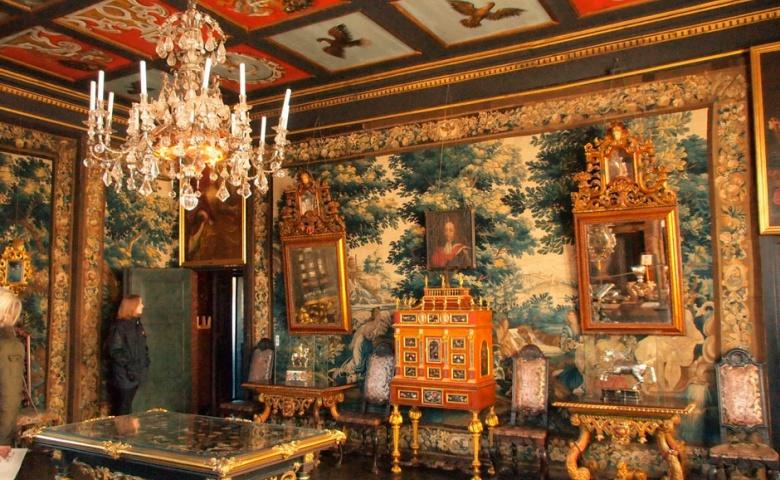 Замок Розенборг. Источник https://weatlas.com/