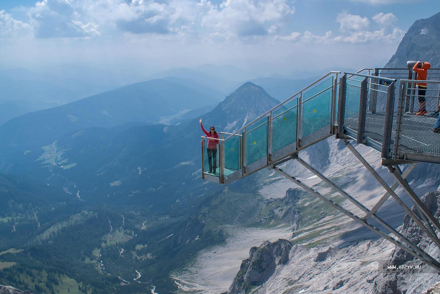 Увидеть Альпы с гор Дахштайн. Источник https://f.otzyv.ru/
