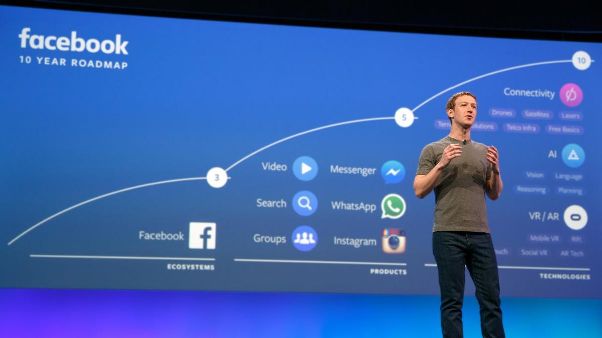 Марк Цукерберг влияет на судьбы мира через созданную им социальную сеть. Источник http://www.h-rf.ru/