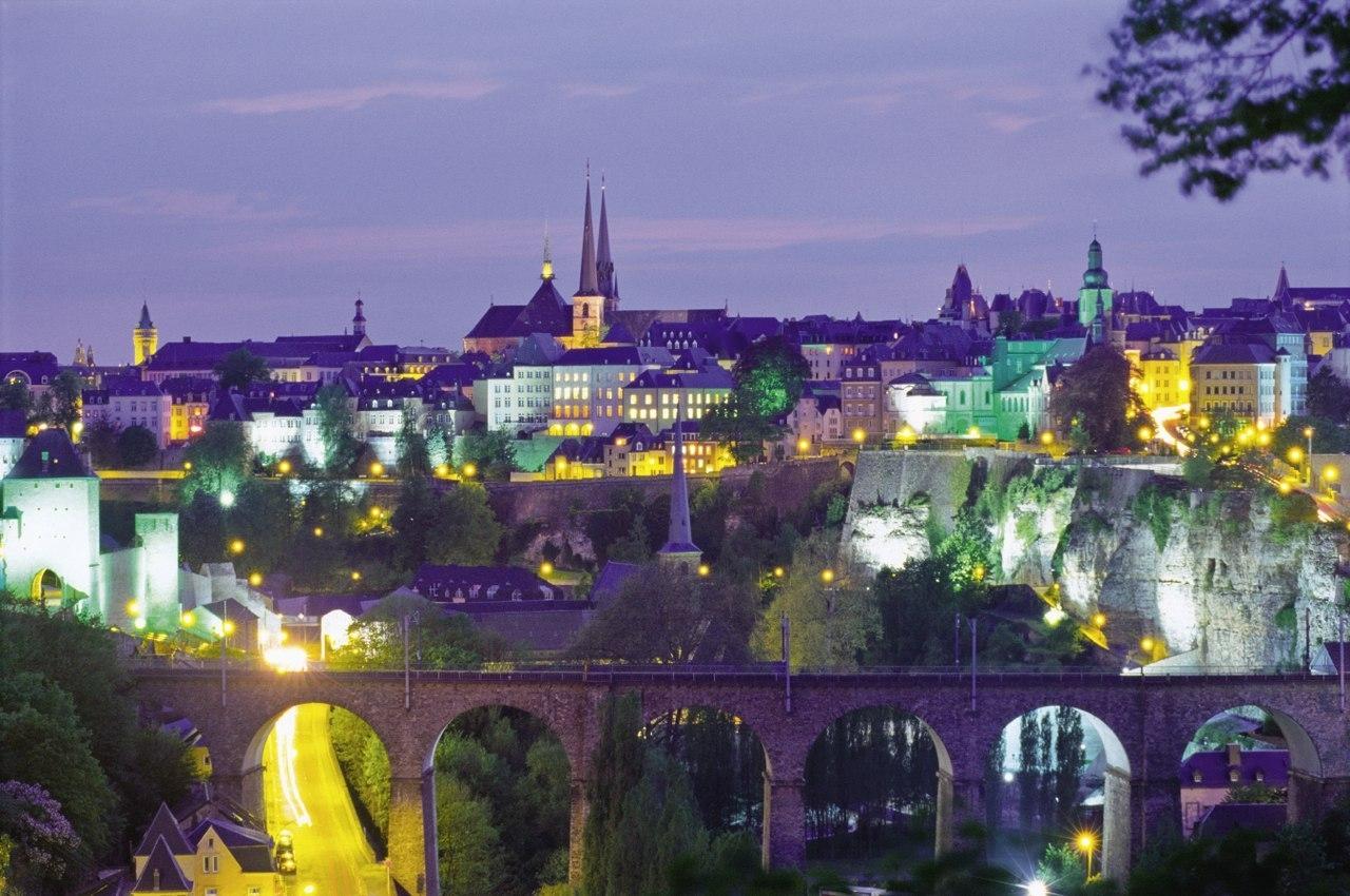 Люксембург. Источник http://www.kudatotam.ru/