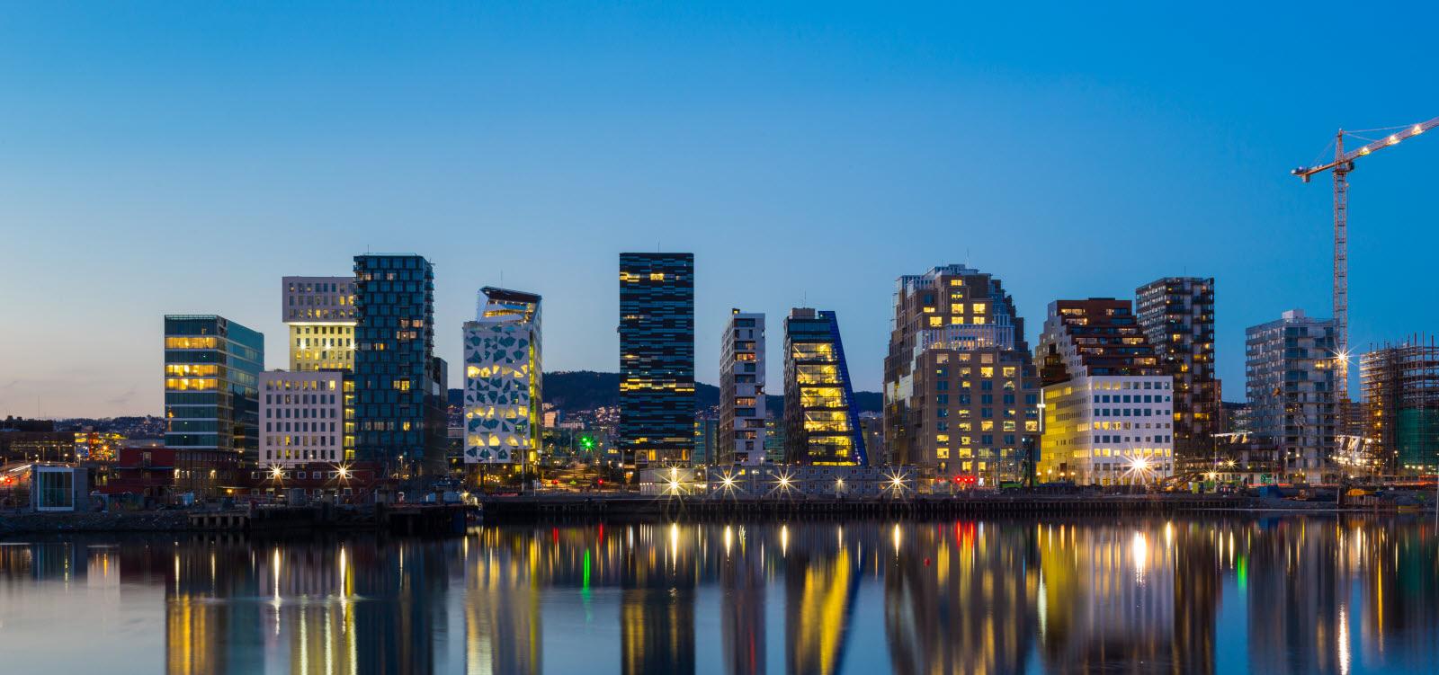Норвегия. Осло. Источник http://www.whitelioncn.com/
