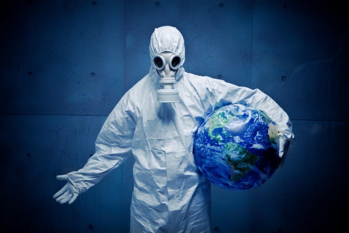 В ближайшие дни и недели пандемия может охватить планету.  Источник: Экспансьон