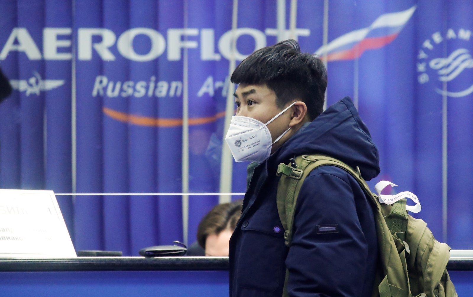«Аэрофлот» объявил об отмене рейсов в 18 европейских городов из-за угрозы распространения коронавируса Источник: Нитхенде
