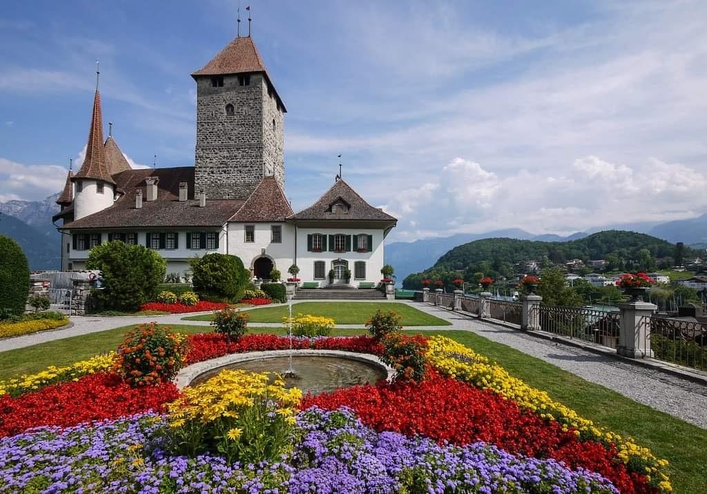 Замок Шпиц. Источник иллюстрации: Викимедиа.