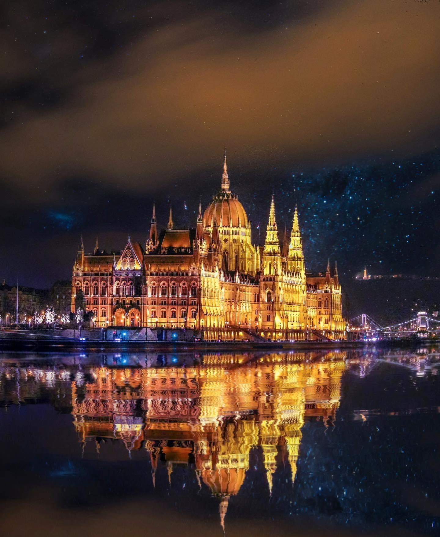 Будапешт, Венгрия. Фото Флориан Ольбрехтс