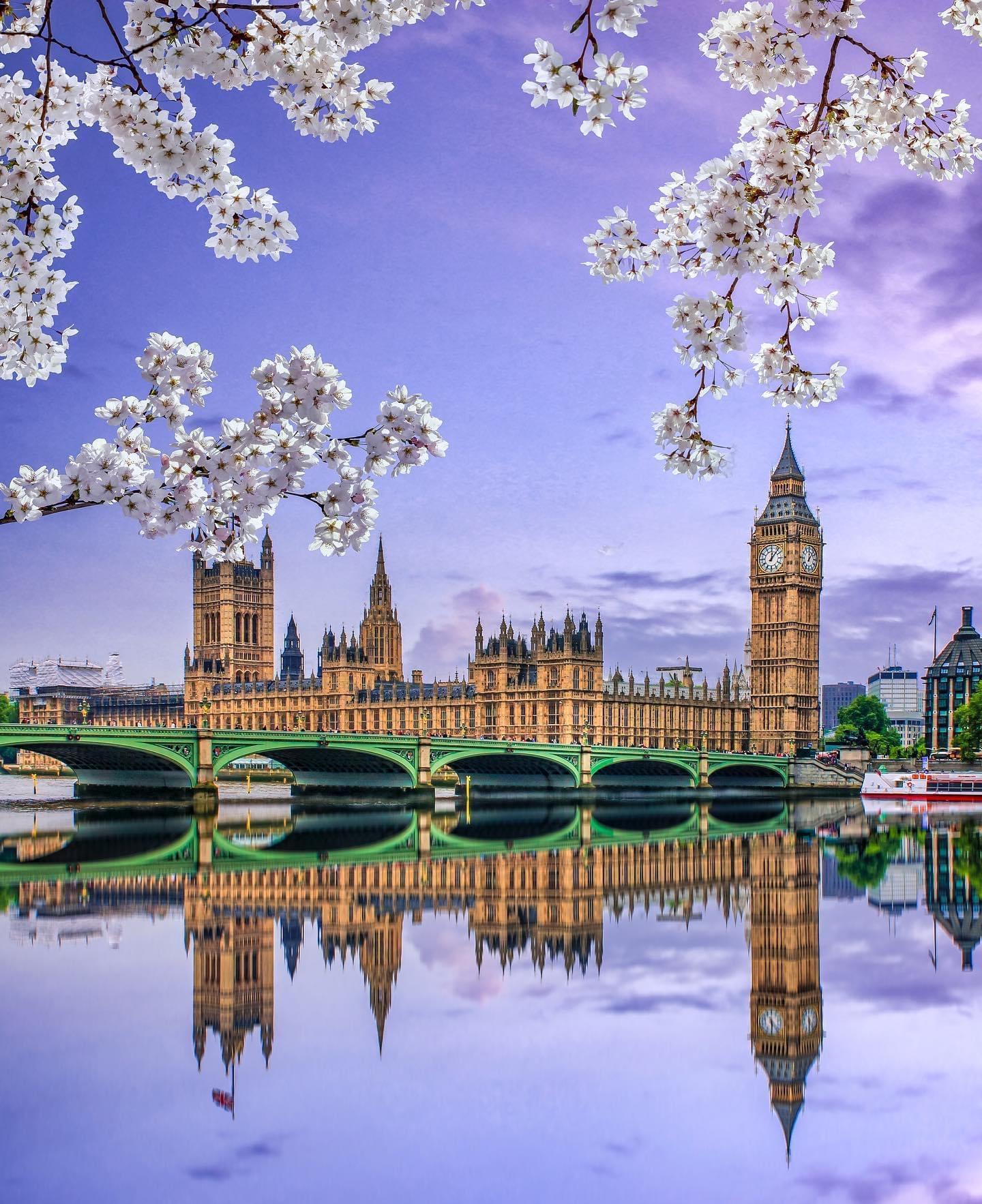 Лондон, Великобритания. Фото Флориан Ольбрехтс