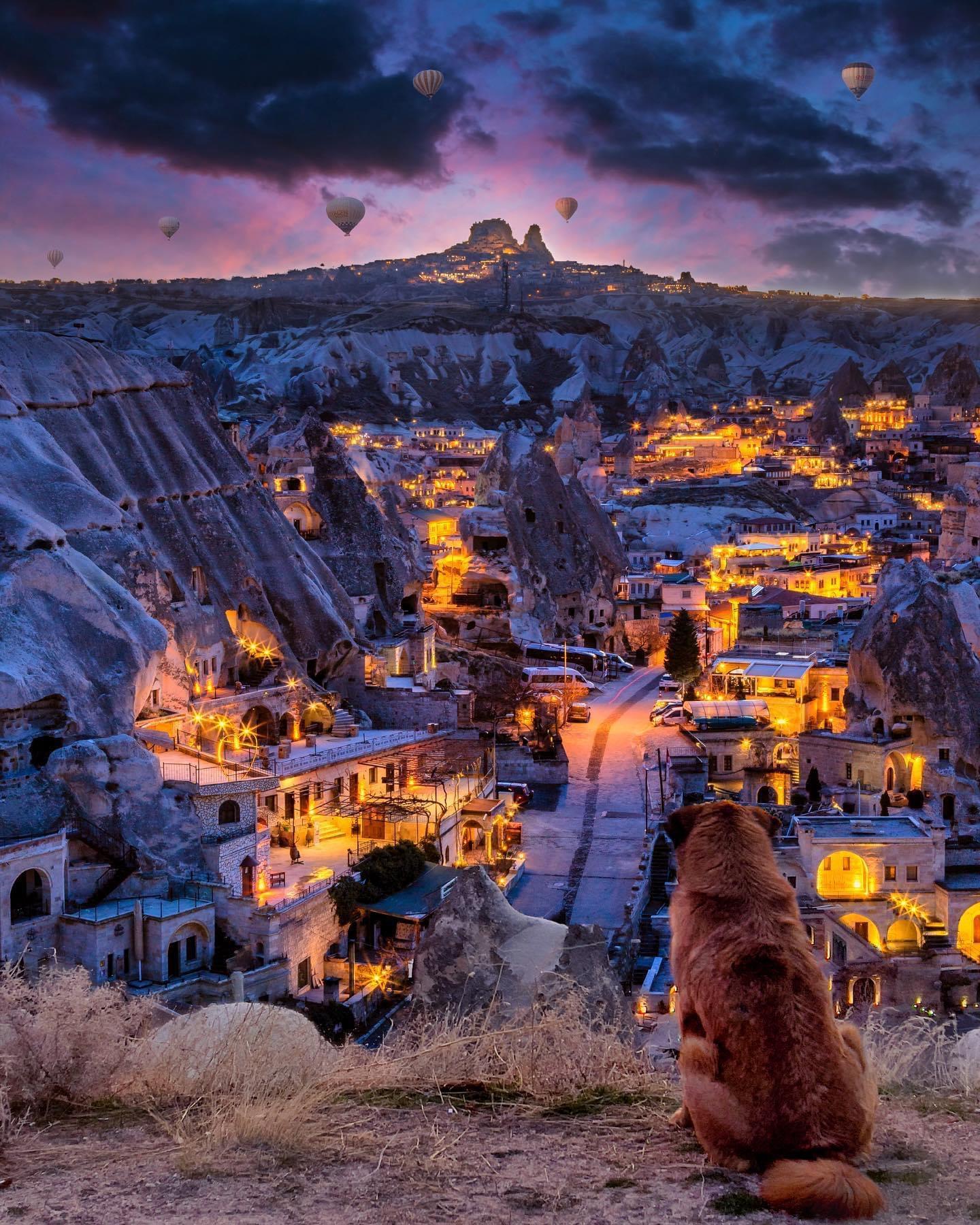 Каппадокия, Турция. Фото Флориан Ольбрехтс