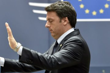 Ренци сказал сетевой аудитории, что не хочет видеть того, что происходит с европейским бюджетом.
