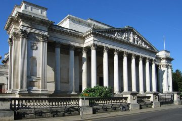 Музей Фицуильяма. Кембридж. Дата постройки: 1848. Архитектор Чарльз Кокерелл.