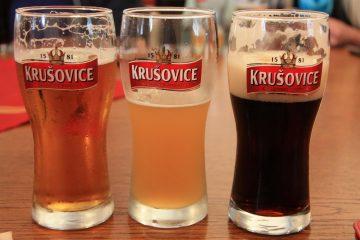 Культовое пиво «Крушовице» по-прежнему относится к премиальному сектору пивного рынка. Источник http://www.praga-praha.ru/
