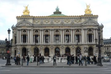 Опера Гарнье. Париж. Источник  https://upload.wikimedia.org/