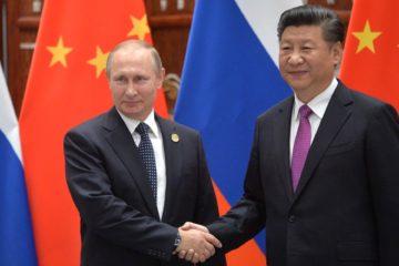 Владимир Путин и Си Цзиньпин – самые влиятельные люди Земли. Источник http://static.kremlin.ru/