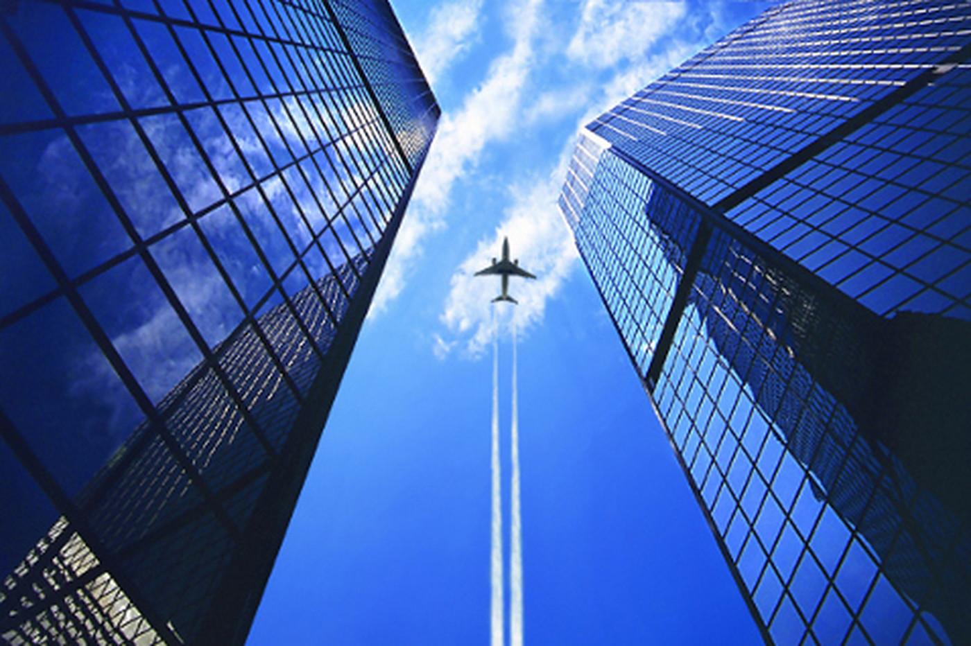 Авиаперелеты неизбежно ведут к выборам в атмосферу. Источник http://i43-cdn.woman.ru/