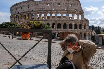 Очередей к достопримечательностям Рима и других итальянских городов больше нет. Источник иллюстрации: Ла Стампа