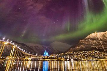 Арктический собор - архитектурное чудо города Тромсё в Норвегии. Источник: Викимедиа